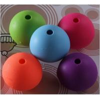 China silicone ice sphere for cocktails wine ,cute shape silicone ice pop maker wholesale