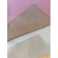 China silver cotton electromagnetic shielding fabric for underwear clothing wholesale