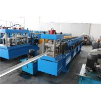 China Wall Board  Shutter Roll Forming Machine without Punching 56mm Shaft wholesale