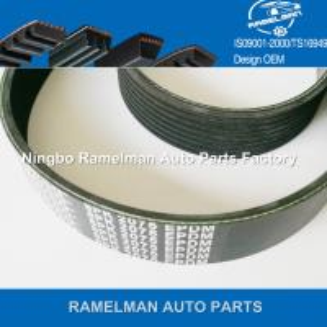 China ramelman brand auto parts original quality fan belt pk belt poly v belt for car toyota oem 90916-T2006/7PK1516 wholesale