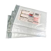 China PE Material Co - Extruded Poly Bubble Mailers Strong Glue With Label Plastic Pocket wholesale