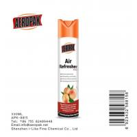 China AEROPAK 330ml air refresher wholesale