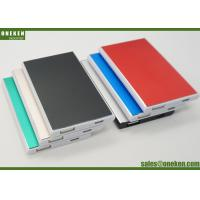 China Battery Charger Portable Ultra Slim Power Bank Custom Color Logo wholesale