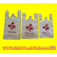 HDPE virgin transparent clear food grade plastic bags on roll
