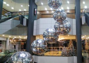 China Big Inflatable Reflective Floating Balls Inflatable Mirror Ball Huge Inflatable Mirror Balls For Party Decortation wholesale