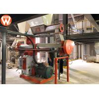China Large Yield Animal Feed Production Line Stable With Mixer Hammer Mill Machine wholesale