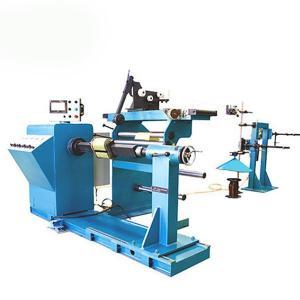 China Automatic flat wire coil winding machine wholesale