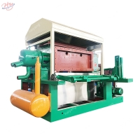 China Carton 30m3 220kw/H Egg Tray Manufacturing Machine on sale