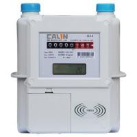 China Unique Residential Contactless Ic Gas Card Meter , Prepaid Meters For Gas And Electric wholesale