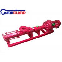G  type stainless steel Small Screw Pump explosion-proof 0~150m³/h Flow