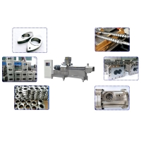 China The Precautions For Using Dog Food Extruder Machine wholesale