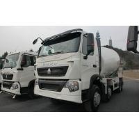 China Sinotruk Concrete Mixer Truck 12CBM Tank With Euro II Emission wholesale