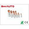 Buy cheap DTL2 Electrical Bimetal Copper Tube Terminals Aluminium Crimp Cable Lug from wholesalers