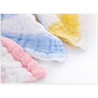 Quality 100% Comed Cotton Muslin Baby Face Cloth Burp Cloth Printed Also For Adult for sale