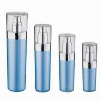 China Cosmetic Acrylic Bottles for Skin Care Cream, Various Colors are Available, OEM Orders are Welcome wholesale