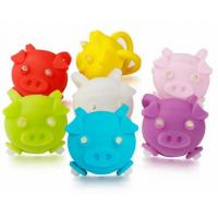 China Cute Pig Shape Blinking Led Lights For BikesLightweight Small Size Low Power on sale