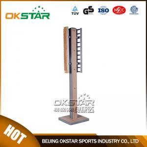 China fitness equipment for elderly new generation wood fitness equipment  for old people on sale