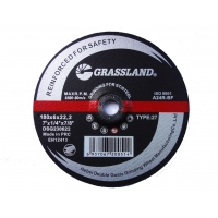 Buy cheap 7inch Metal Grinding Wheel 180 x 6.3 x 22.23mm from wholesalers