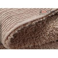 Quality Eco Friendly Hotel Collection Bath Rugs Long Terry Yarn 1000 - 1200 Gram for sale