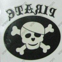 China Pirate Temporary Tattoo (Like Real) wholesale