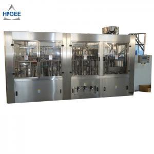 China 200ml 500ml Automatic Water Bottle Filling Machine 3 In 1 PE PET Bottle Typ wholesale