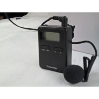 China Audio Guide 008A Best Sound Effect  Mini  Wireless Tour Guide System For Scenic Spot wholesale