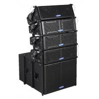 "China 2*6.5 "" pro two way line array speaker system LA206 wholesale"