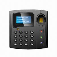 China Fingerprint Access Control/Time Attendance System with LCD Display wholesale