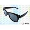 Buy cheap OEM Circular polarized 3D video eyewear for 3D TV Cinema from wholesalers