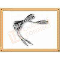 China Din 5 Pin To 2.0 2 Pin Medial Tens Unit Cables For Surgical Monitor wholesale