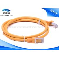 China 5 Meters Ethernet LAN Cable CAT6 UTP / STP 305 M Roll Length LSZH PVC Jacket on sale