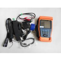 """China UTP Cable CCTV Tester , 3.5"""" TFT LCD CCTV Video Tester Monitor with 12VDC Output wholesale"""