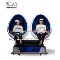 China INFINITY Amusement Park 9D VR Cinema / VR Simulator Chair Playstation Machine For Adults wholesale
