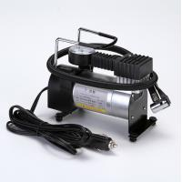 China Small Metal Air Compressor 140psi Black andd Silver Pump For Car wholesale