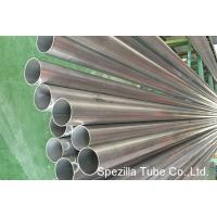 China Size DN25 DN20 Stainless Steel 304 316 tubes with not annealed dairy finish DIN11850 wholesale