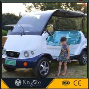 China Electric club car sightseeing car on sale