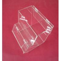 China 6mm Candy Acrylic Display Case Clear , Plexiglass Storage Boxes with Lids wholesale
