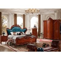 China Luxury Antique Hotel Furniture With Bed And Table / Hotel Hospitality Suite wholesale