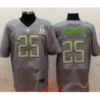 China 2014 Pro Bowl Jersey Kansas City Chiefs 25 Charles grey cheap wholesale wholesale
