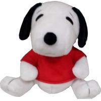 China Repeating & talking & Moving Head Plush Toys snoopy  function  dog toys wholesale