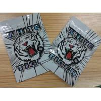 China Ravure Printing Three Side Seal Pouch Mylar Foil Material With Ipper Top Handle wholesale