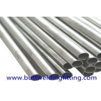 China UNS S32750 1.441 Super Duplex Stainless Steel pipe 2 1/2'' SCH10s White on sale
