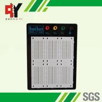 China Reusable Circuit Electronics Breadboard Combination With Six Pattern wholesale