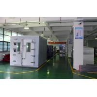 China Horizontal Airflow Customized Walk-in Chamber Painted galvanized steel exterior wholesale