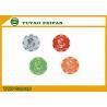 Lucky Dragon Ceramic Custom Poker Chips , Casino Grade Poker Chip for sale