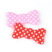China Pink / Red Foam Hair Accessories / Fancy Boutique Hair Bows , Recycle wholesale