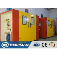China 5 - 50 Mm Pitch Range Cable Twisting Machine Two Sets Lan Cable Making Machine wholesale