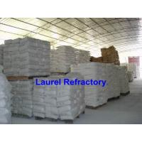 China Unshaped Insulating Castable Refractory Wear Resistance As Furnace Lining wholesale