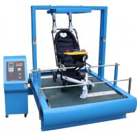 China Baby Carriages Strollers Universal Test Equipment Dynamic Durability Tester CNS 6263-11 wholesale
