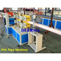 Quality SJSZ Series PVC pipe Making Machine / PVC Drainage pipe Machine With Price for sale